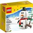 LEGO Snowman Set 40093 Packaging