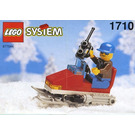 LEGO Snowmobile Set 1710-1