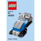 LEGO Snowmobile Set 40209