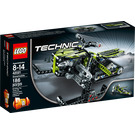 LEGO Snowmobile Set 42021 Packaging