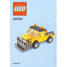 LEGO Snowplough Set 40094