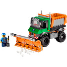 LEGO Snowplough Truck Set 60083
