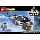 LEGO Snowspeeder Set 7130 Instructions