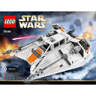 LEGO Snowspeeder Set 75144 Instructions