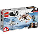 LEGO Snowspeeder Set 75268 Packaging