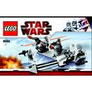 LEGO Snowtrooper Battle Pack Set 8084 Instructions