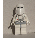 LEGO Snowtrooper avec Medium Stone Gray hips et White Hands Figurine