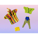 LEGO Snuggly Baby Wear Set 3141