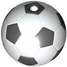 LEGO Soccer Ball with Black Pentagons (13067 / 26562)