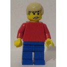 LEGO Soccer Clock Figure 2 Minifigure