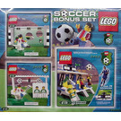 LEGO Soccer Co-Pack Set 78800
