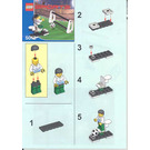 LEGO Soccer Set 5012 Instructions