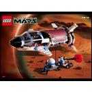 LEGO Solar Explorer Set 7315 Instructions