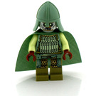 LEGO Soldier of the Dead with Scale Armor Minifigure