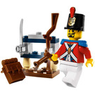LEGO Soldier's Arsenal Set 8396