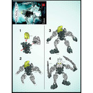LEGO Solek Set 8945 Instructions