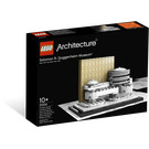 LEGO Solomon Guggenheim Museum Set 21004 Packaging