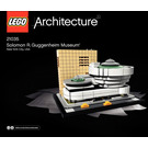 LEGO Solomon R. Guggenheim Museum Set 21035 Instructions