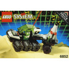 LEGO Sonar Security Set 6852