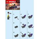 LEGO Sons of Garmadon Set 30531 Instructions