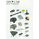 LEGO Space Accessories Set 5384