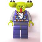 LEGO Space Alien Minifigure