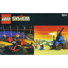 LEGO Space/Castle Value Pack Set 1843