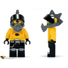 LEGO Space Criminal Minifigure