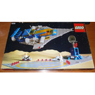 LEGO Space Cruiser And Moonbase Set 928 Packaging