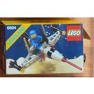 LEGO Space Dart I Set 6824 Packaging
