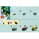 LEGO Space Insectoid Set 30231 Instructions