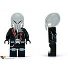 LEGO Space Police 3 Alien - Skull Twin Minifigure