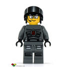 LEGO Space Police 3 Officer 1 Minifigure