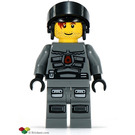 LEGO Space Police 3 Officer 3 Minifigure