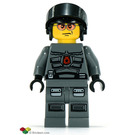 LEGO Space Police 3 Officer 7 Minifigure