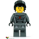LEGO Space Police 3 Officer 9 Minifigure