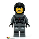 LEGO Space Police 3 Officer Minifigure