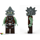 LEGO Space Police 3 Slizer Minifigure