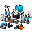 LEGO Space Police Central Set 5985