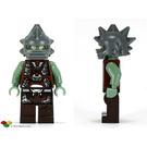 LEGO Space Police III Slizer Minifigure