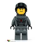 LEGO Space Police Minifigure