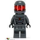 LEGO Space Police Office Minifigure