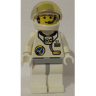 LEGO Space Port - Astronaut, White Legs with Light Gray Hips Minifigure