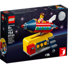 LEGO Space Rocket Ride Set 40335 Packaging