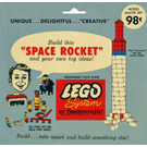LEGO Space Rocket Set 801-3