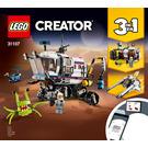 LEGO Space Rover Explorer Set 31107 Instructions