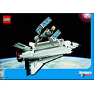 LEGO Space Shuttle Discovery-STS-31 Set 7470 Instructions