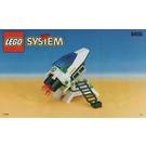 LEGO Space Simulation Station Set 6455 Instructions
