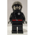 LEGO Space Skull Minion Minifigure with Torso Sticker