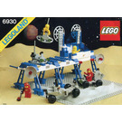 LEGO Space Supply Station Set 6930